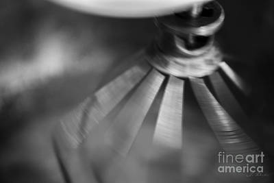 Beaters Photograph - Spinning Mixer by Iris Richardson