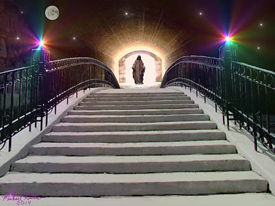 Stairway To Heaven Original by Michael Rucker
