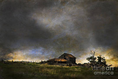 Theresa Leigh Photograph - Summer Storm by Theresa Tahara