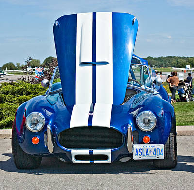 Carroll Shelby Photograph - The Beast by Steve Harrington
