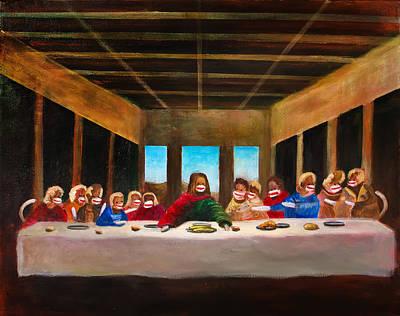The Last Dinner Original by Randy Burns aka Wiles Henly