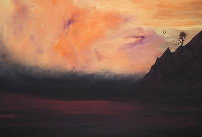 Native Painting - The Return by George Fagnan