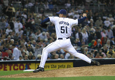 Trevor Hoffman Original by Don Olea