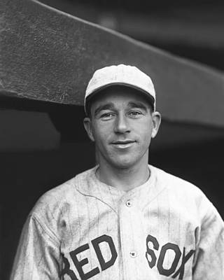 Red Sox Photograph - Valentine J. Val Picinich by Retro Images Archive