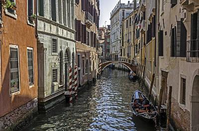 Venice. Italy. Print by Fernando Barozza