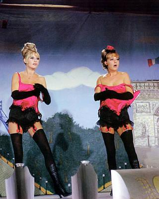 Bardot Photograph - Viva Mar�a!  by Silver Screen