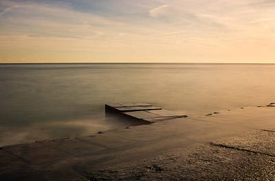 Switzerland Photograph - Warren Seascape by Ian Hufton