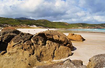 Landscape Photograph - Wilsons Prom by Andrew Hunt