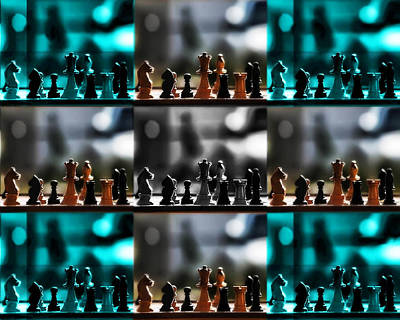 Your Move Print by Camille Lopez