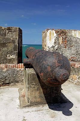 El Morro Photograph - Usa, Puerto Rico, San Juan by Kymri Wilt