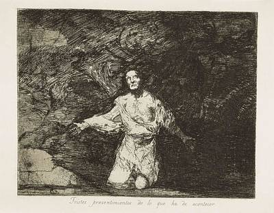 Que Photograph - Goya Y Lucientes, Francisco De by Everett