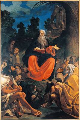 Sermon Photograph - Italy, Lombardy, Milan, Brera Art by Everett