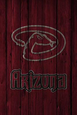 Arizona Diamondbacks Print by Joe Hamilton