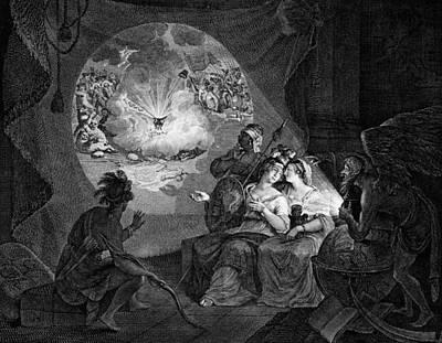 Boston Tea Party, 1773 Print by Granger
