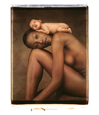 Woman Photograph - Untitled by Anne Geddes