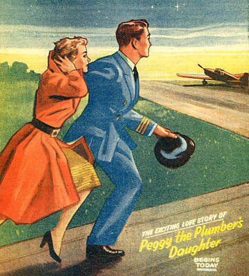 1950s Uk Illustrations Magazine Plate Print by The Advertising Archives