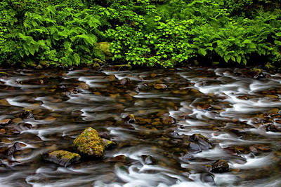 Usa, Oregon, Columbia River Gorge Print by Jaynes Gallery