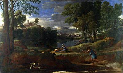 Christ In The Garden Of Gethsemane Print by Heinrich Hofmann