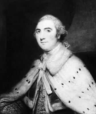 2nd Earl Of Shelburne(1737-1805) Print by Granger