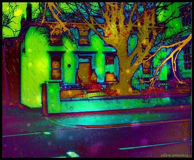 3 Abbey Road  Print by Ellen Cannon