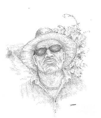 3 Amigos Sevriano Print by Steve Knapp