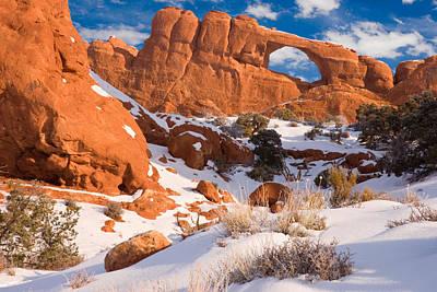 Arches National Park Utah Print by Utah Images