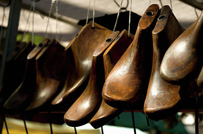 Repetition Photograph - Argentina Buenos Aires San Telmo Flea by Inger Hogstrom