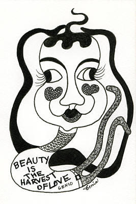Conscious Drawing - Beauty by Genio GgXpress