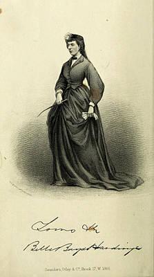 Boyd Painting - Belle Boyd (1844-1900) by Granger