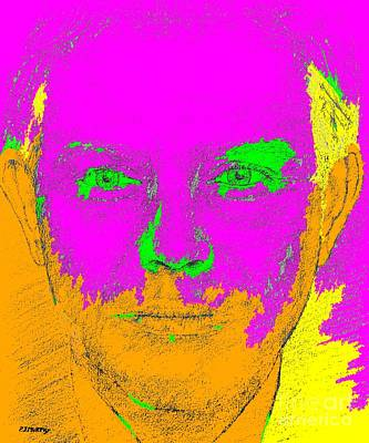Politician Mixed Media - Blair by Patrick J Murphy