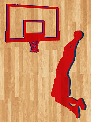 Los Angeles Clippers Photograph - Blake Griffin Los Angeles Clippers by Joe Hamilton