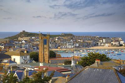 Cornwall - St Ives Print by Joana Kruse