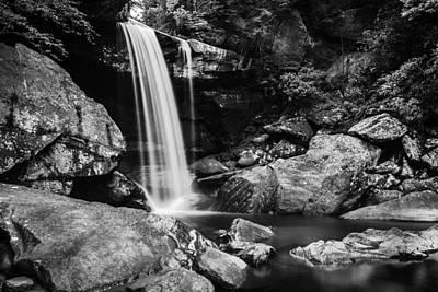 Kentucky Photograph - Eagle Falls by Alexey Stiop