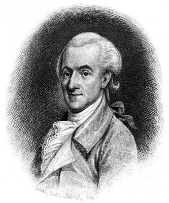 Gerry Painting - Elbridge Gerry (1744-1814) by Granger