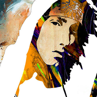 Music Mixed Media - Eminem Collection by Marvin Blaine