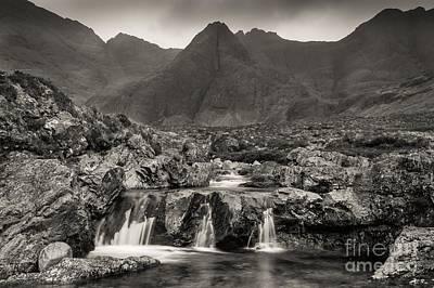 Glen Brittle Photograph - Fairy Pools by Maciej Markiewicz