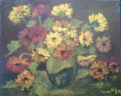 Flori Original by Dumitru  Ciurea