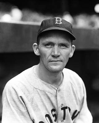 Red Sox Photograph - Frederick R. Fritz Ostermueller by Retro Images Archive