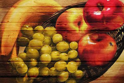 Tangerines Photograph - Fruit by Joe Hamilton