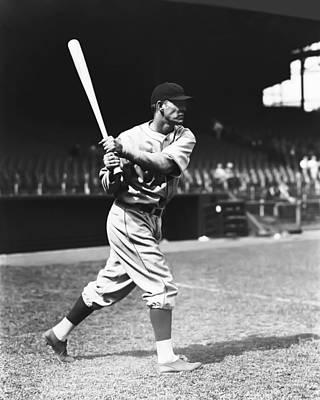 Philadelphia Phillies Stadium Photograph - George A. Watkins by Retro Images Archive