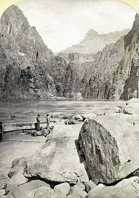 Grand Canyon, 1872 Print by Granger