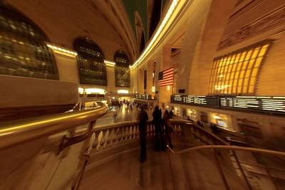New Mind Photograph - Grand Central Station by Dan Sproul