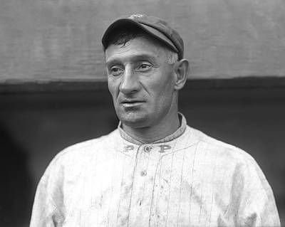 Wagner Photograph - Honus Wagner Pittsburgh Pirates by Retro Images Archive