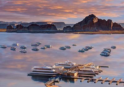 Lake Powell Utah Print by Utah Images