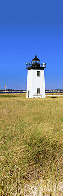 Cape Cod Photograph - Lighthouse On The Beach, Long Point by Panoramic Images