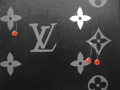 Louis Vuitton  Print by Robert Cunningham