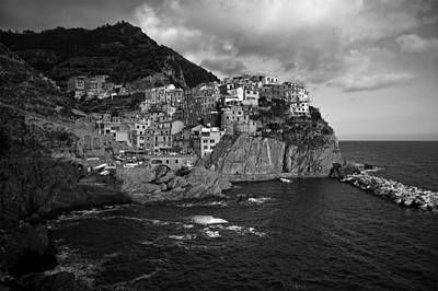 Lovely Cinque-terre Print by Mountain Dreams