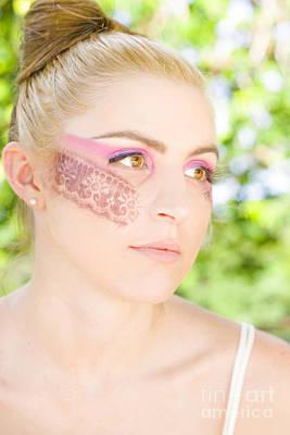 Makeup Print by Jorgo Photography - Wall Art Gallery