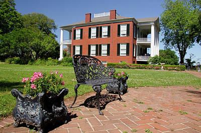 Antebellum Photograph - Mississippi, Natchez by Cindy Miller Hopkins