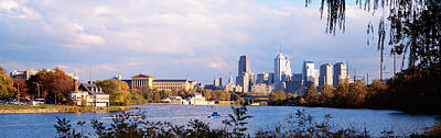 Philadelphia Pa Print by Panoramic Images